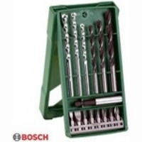 Bosch Мини-набор X-Line Mixed Set, 15 шт, (2607019560)