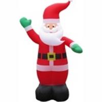 """Надувная фигура """"Дед Мороз"""", 6.0м"""
