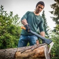 FISKARS 126007, Багор XA22 WoodXpert