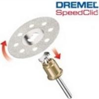 Dremel SC545 SpeedClic, Алмазный отрезной круг