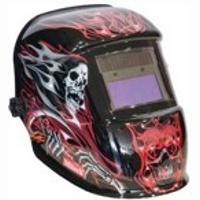 Mitech Skull, Маска сварочная «хамелеон»  плавная регулировка 480 г